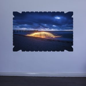 eyevindicate wall art sticker