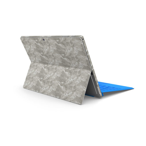 Ceramic Marble Surface Pro 2017 Skin