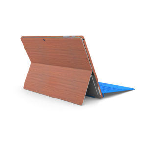Cherry Wood Surface Pro 2017 Skin