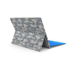 Digital Camo Surface Pro 2017 Skin