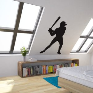 Baseball Player Wall Art