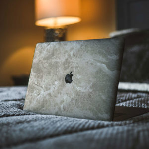 Ceramic Marble Macbook Skin