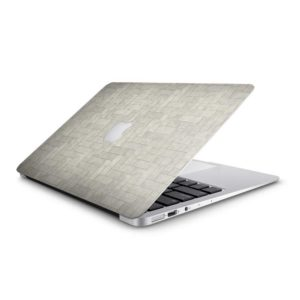 Concrete Tiles Macbook Skin