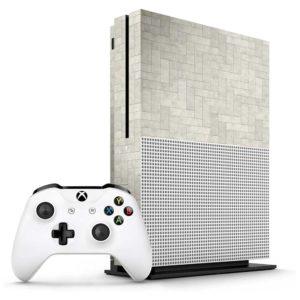 Concrete Tiles Xbox One S Skin