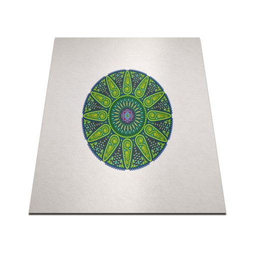 sunshine mandala wall art