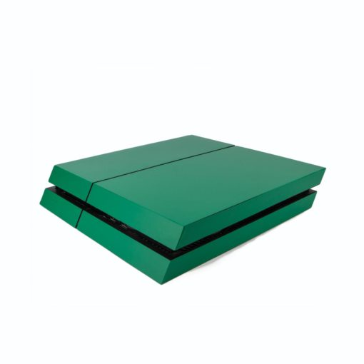 Matte Green PS4 Vinyl Wrap