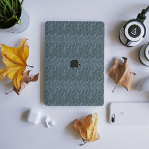 Metal Plates Macbook Skin