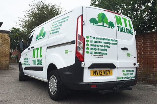 ntl tree vehicle graphics oxford