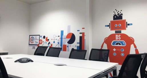 Office branding uk vinyl revolution