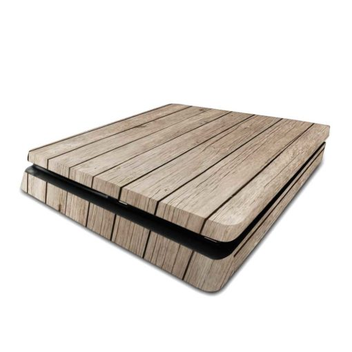 Pine Wood Planks PS4 Slim Skin