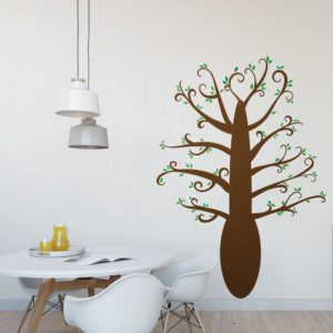 Playful Tree Wall Art