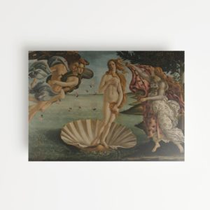 "Sandro Botticelli ""The Birth Of Venus"" (1485) Giclee Print"