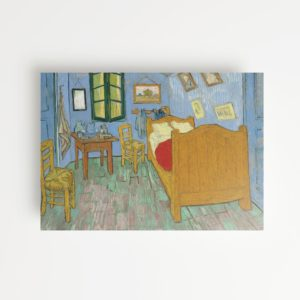 "Vincent Van Gogh ""The Bedroom"" (1889) Giclee Print"
